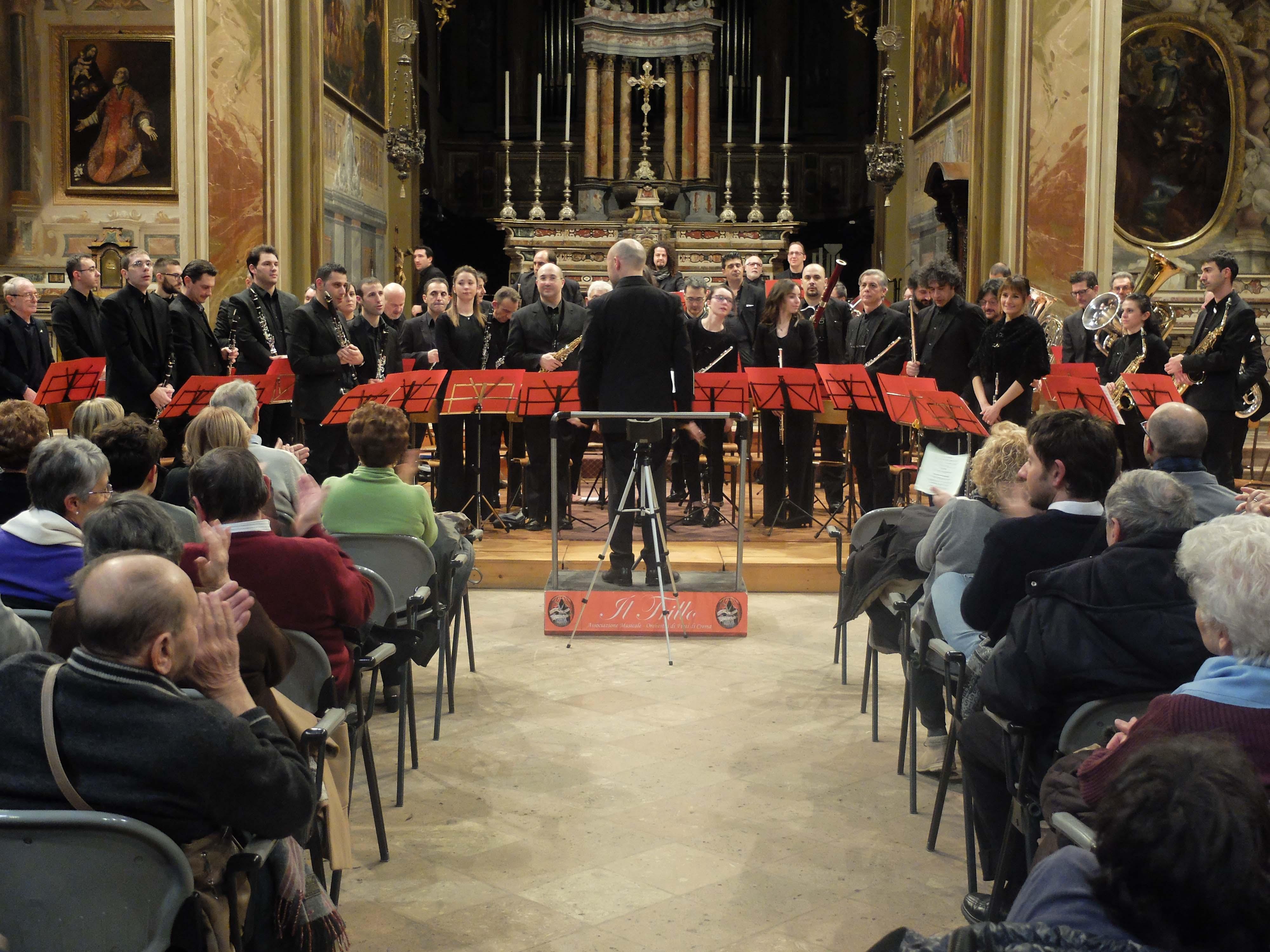 Crema News - Il Trillo suona ad Abbadia Cerreto per il restauro dell'abbazia